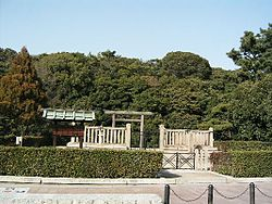 Hanzei misasagi Sakai Osaka.jpg