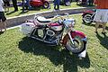 Harley Davidson FLH 1970 ElectraGlide RSideFront Lake Mirror Cassic 16Oct2010 (14854237346).jpg