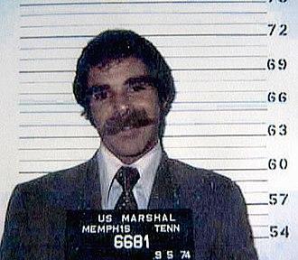 Harry Reems - Reems' 1974 mugshot