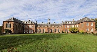 Hartlebury Castle Grade I listed local museum in Wychavon, United Kingdom