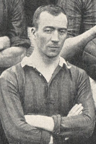 Jimmy Hartley - Hartley while with Brentford in 1905.