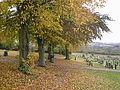 Hasland Churchside Cemetery - geograph.org.uk - 306602.jpg