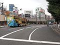 Hato Bus Shinjuku Station East Busstop No 3 and 4.jpg