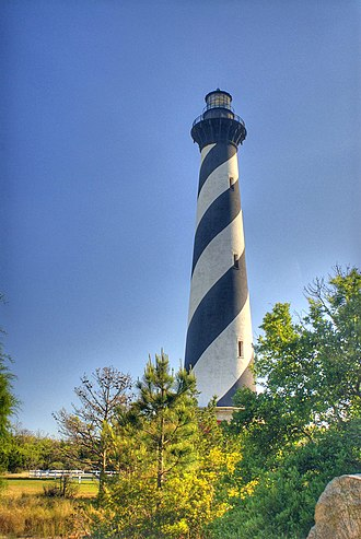 Cape Hatteras Lighthouse - Cape Hatteras Light