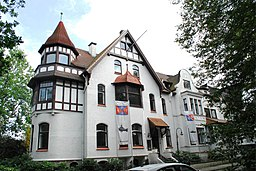 Haus Lürman in Bremen, Blumenthalstraße 16 - Parkstraße 120