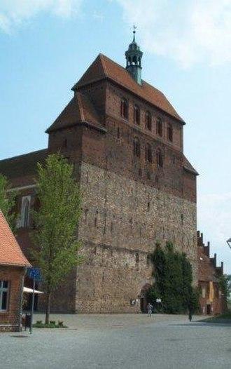 Bishopric of Havelberg - Westwork of Havelberg Cathedral