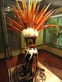 Headdress, feathers, Wayana - AMNH - DSC06191.JPG