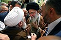 Heads of State & Participants of 31th International Islamic Unity Conference Meeting with Ayatollah Sayyed Ali Khamenei 16.jpg
