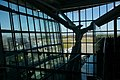 Heathrow Airport, Terminal 5, from inside the departure hall - geograph.org.uk - 2191953.jpg