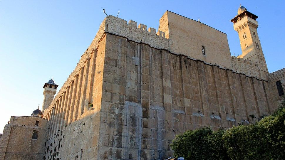 Hebron, Cave of Machpela (14393237461)