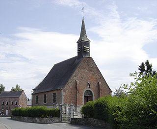Hecq Commune in Hauts-de-France, France