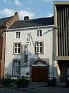 foto van Bakstenen woonhuis