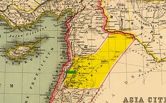 Coele-Syria - Coele Syria. Heliopolis