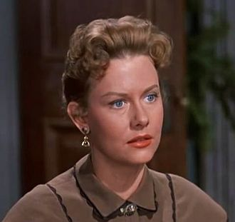 "Helen Westcott - Helen Westcott on Bonanza, 1960 episode ""The Fear Merchants"""