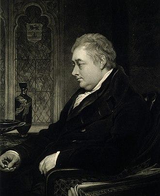 Henry Englefield - Henry Englefield c. 1815