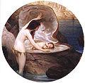 Herbert James Draper, A Water Baby.jpg