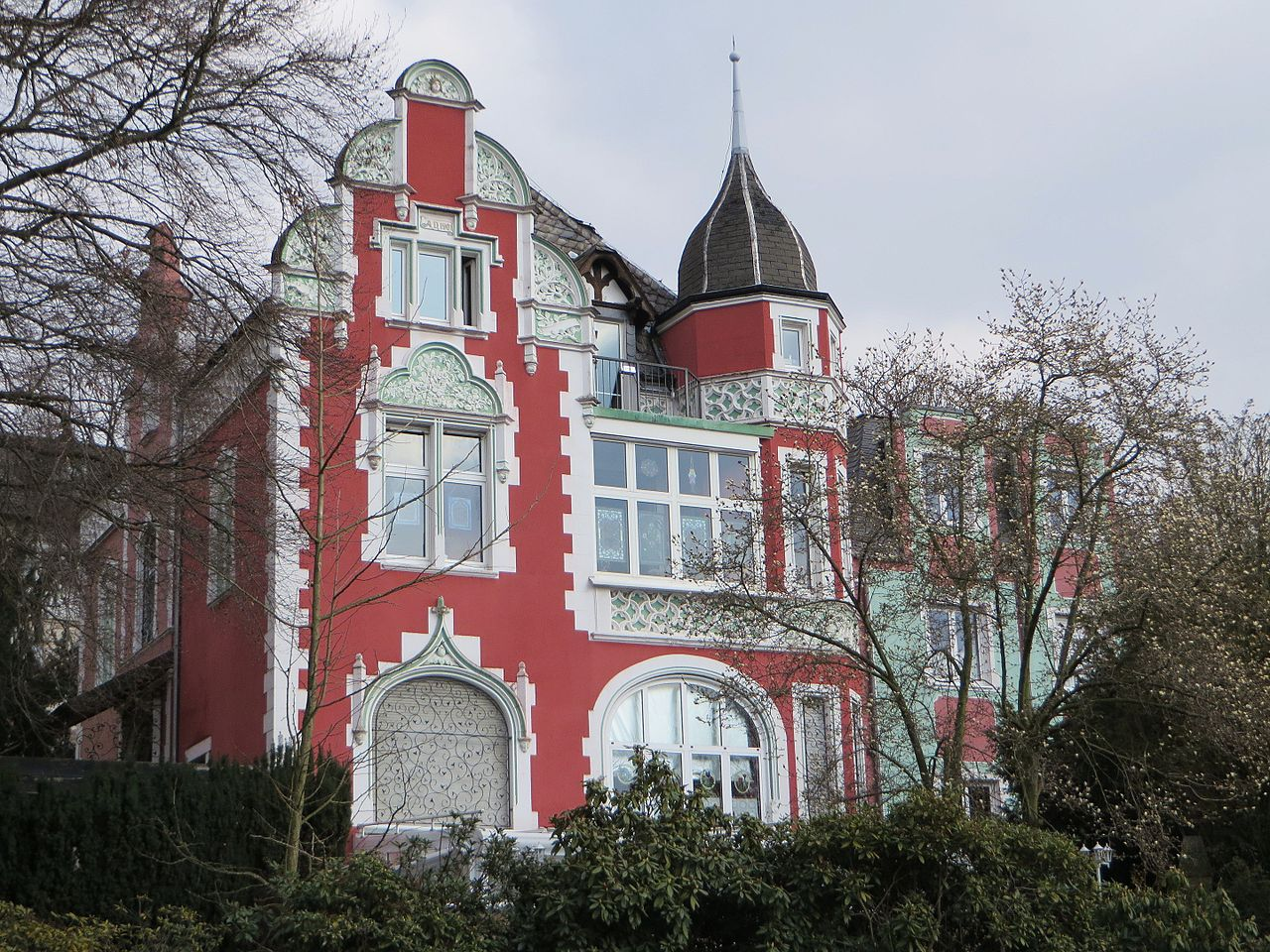 Villa De St Laurent