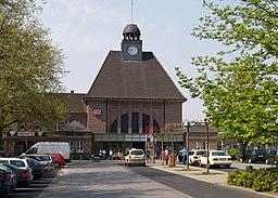 Herne trainstation eastside