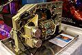 Herschel SPIRE model at NAM 2012 1.jpg