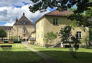 Harald Aars - Hersleb skole in Olso, 1922