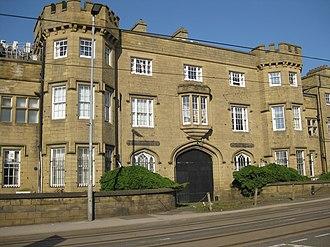 Hillsborough Barracks - Image: Hillsborough Barracks 6119