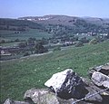 Hillside above Settle and the Langcliffe mills - geograph.org.uk - 782271.jpg