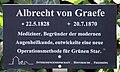 Hinweis Mehringdamm 21 (Kreuz) Albrecht von Graefe.jpg