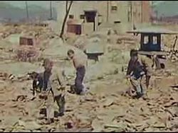 ファイル:Hiroshima Aftermath 1946 USAF Film.ogv