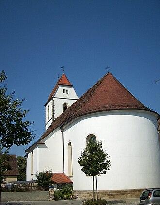 Hirrlingen - St. Martinus Kirche