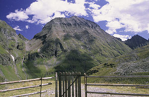 Schladming Tauern - The Hochgolling from the Landawirsee Hut