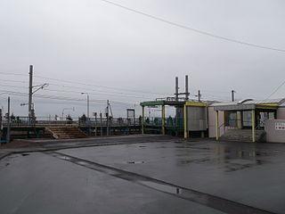 Hokkaidō-Iryōdaigaku Station Railway station in Tōbetsu, Hokkaido, Japan