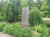 Holmens Kirkegård - Carl Heinrich Bloch.jpg