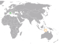 Holy See East Timor Locator.png