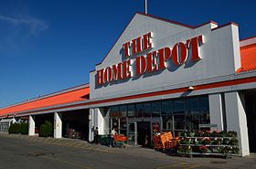 The Home Depot Store In Markham Ontario Canada