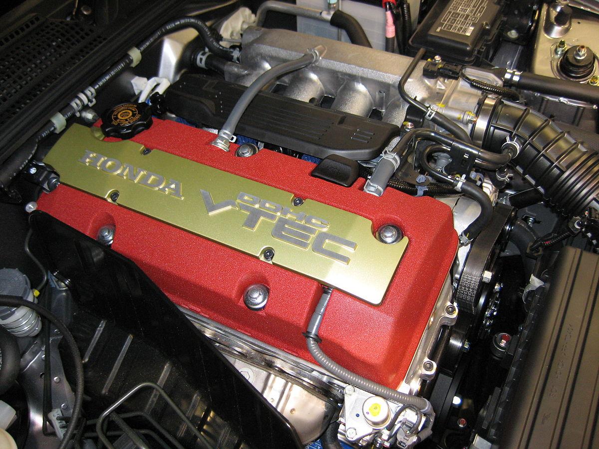 Honda F engine - Wikipedia