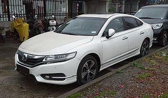 Honda Spirior - Image: Honda Spirior II 02 China 2015 04 20