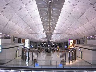 Foster and Partners - Image: Hong Kong International Airport