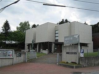 Hongō Shin Memorial Museum of Sculpture, Sapporo