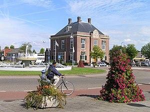 Haarlemmermeer - Square in Hoofddorp