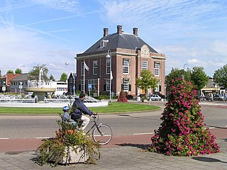 Haarlemmermeer Municipality in North Holland, Netherlands