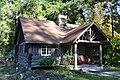 Hoover Cabin, Log Cabin Inn (McKenzie Bridge, Oregon).jpg