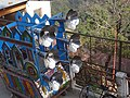Horn loudspeakers at Mussoorie.JPG