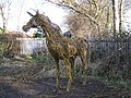 Horse, made with willow - geograph.org.uk - 704985.jpg