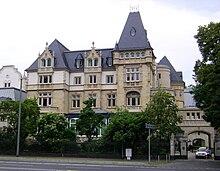 Villa Kennedy Hotel Frankfurt