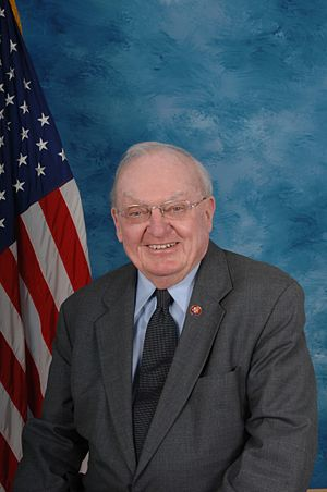 Howard Coble - Coble in an earlier congressional portrait