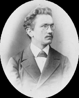 Hans Huber (composer) - Hans Huber.