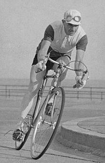 Hubert Opperman 20th-century Australian racing cyclist