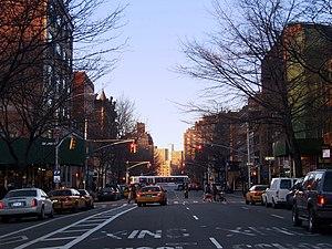 Hudson Street (Manhattan) - Hudson Street between Grove Street and Christopher Street