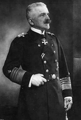 Hugo von Pohl - Hugo von Pohl, 1915