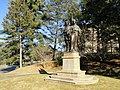 Humanity and Justice by Herbert Adams - Winchester, MA - DSC04215.JPG